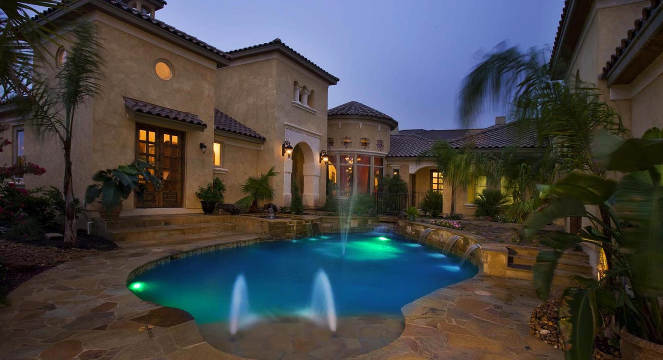 Luxury Home Builder Genesis Custom Homes - Luxury home builders san antonio